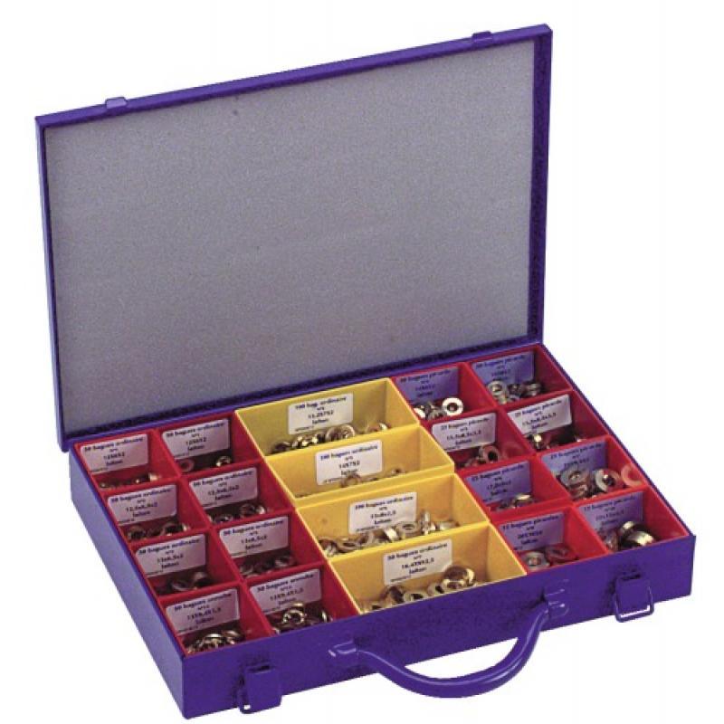 mallette de bagues laiton pour paumelles ordinaires et picardes legallais. Black Bedroom Furniture Sets. Home Design Ideas