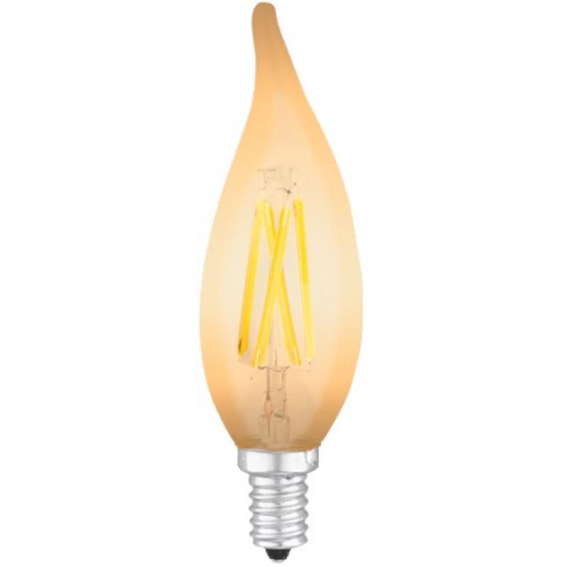 Forme E14Legallais Led Lampe Filament À Flamme UqMGpLSzV