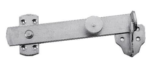 Fermeture de porte coulissante en acier zingu legallais - Fermeture porte coulissante ...