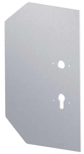 plaques de propret inox 304 adh sive bo dic legallais. Black Bedroom Furniture Sets. Home Design Ideas