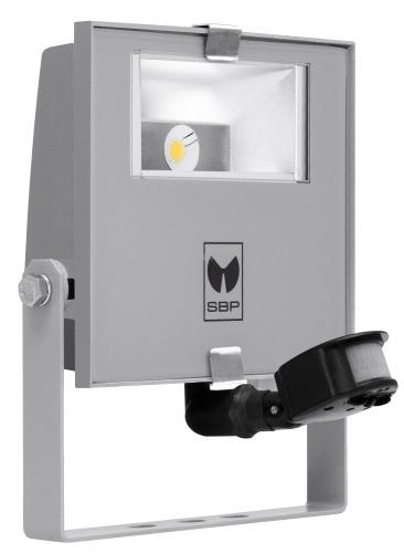 projecteur ext rieur lampe led d tecteur de pr sence guell detek legallais. Black Bedroom Furniture Sets. Home Design Ideas