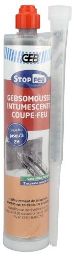 Mousse polyur thane bi composante intumescente coupe feu legallais - Mousse polyurethane coupe feu ...